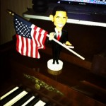 """I'm Barack 'Obobble' and I Approve This Practice Session."""
